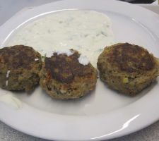Greek Meatball Recipe