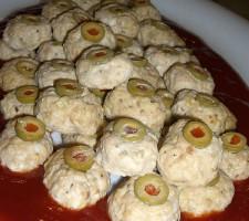 Halloween Appetizer Recipes