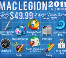 Mac Legion Bundle - Fall 2011