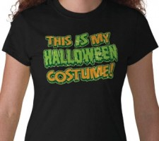 t-shirt halloween costumes