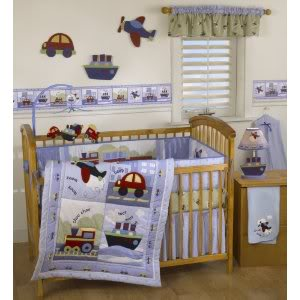 Baby Boys Crib Bedding Sets | WebNuggetz.