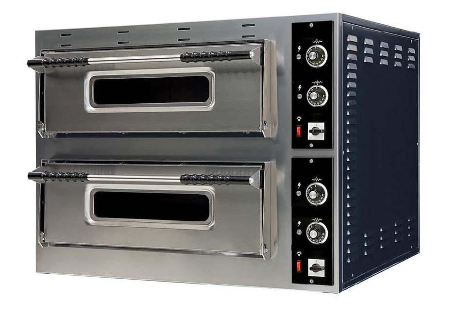 Commercial Electric Pizza Oven ~ Know more about your double deck pizza oven webnuggetz