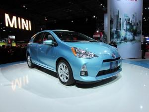 hybrid automobile