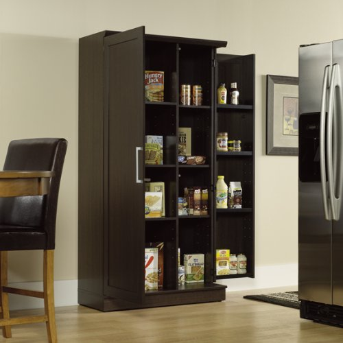 I Like These Cabinet Door Pantry Etc Colors For The: Freestanding Pantry Cabinets