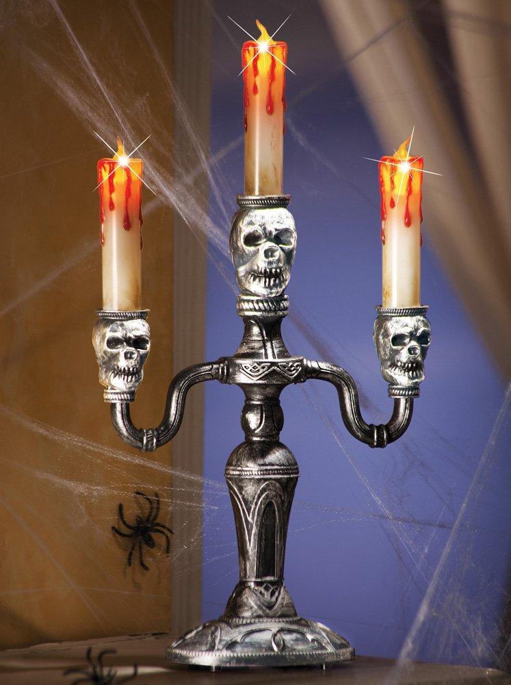 Halloween Candelabra – Halloween Decorations  WebNuggetz.com