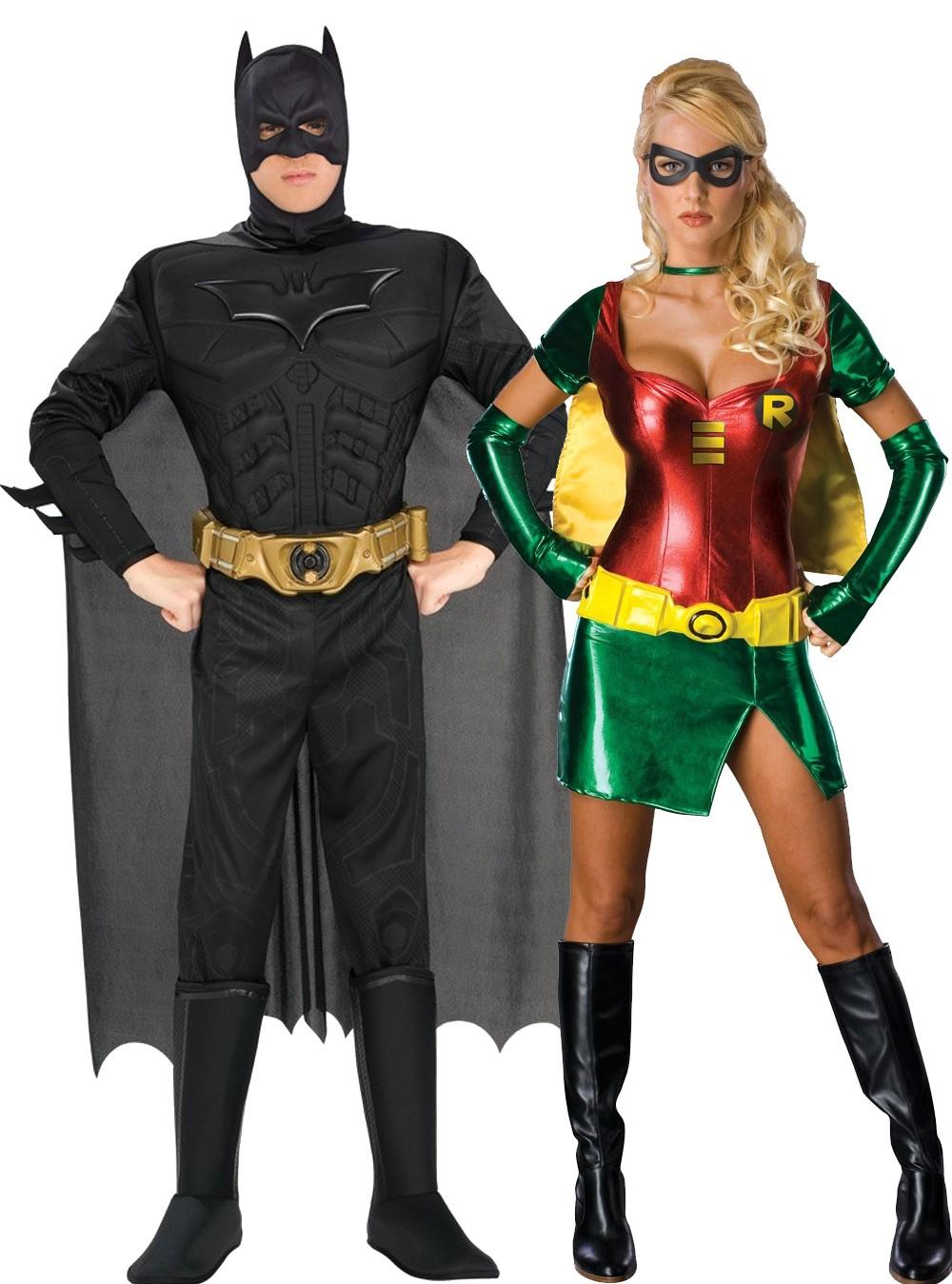Batman Halloween Costume Toddler Batman Robin Halloween Costume