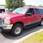 2001 Ford Excursion XLT 4x4