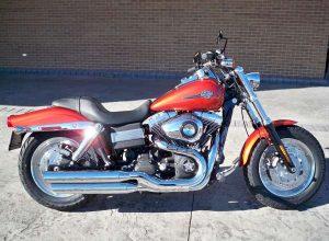 2011 Harley Davidson Fat Bob