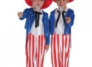 Patriotic Costumes for Kids