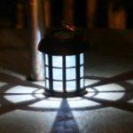 Solar Lantern Lighting for Outdoor Landscapes