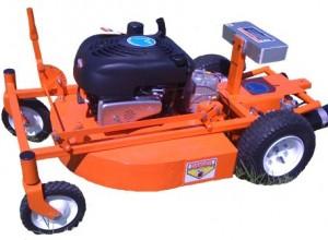 Amazing Remote Control Lawnmowers