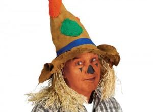 Homemade Halloween Costume...Scarecrow