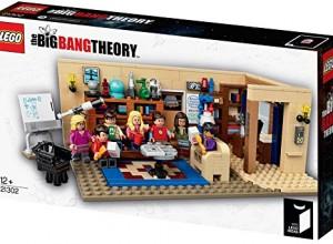 Big Bang Theory LEGO Building Set