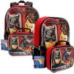 Batman v Superman Dawn of Justice Backpacks