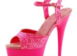 Hot Pink High Heels are Hot, Hot, Hot!