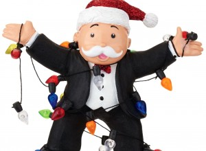 Monopoly Ornaments