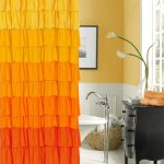 Bright and Cheery Shower Curtains