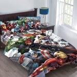 Superhero Bedding