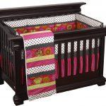 Polka Dot Baby Bedding
