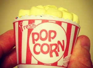 Fun Popcorn Cupcakes Are So Easy To Make!