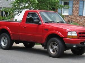 Ford Ranger Truck Series