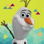 Olaf-Themed Party Ideas