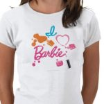 Barbie Tee Shirts