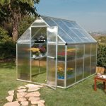Deluxe Greenhouses for the Yard