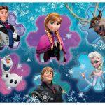 Frozen Puzzles Kids Love