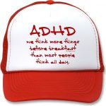 Funny ADHD Shirts and Gifts!