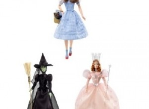 The Wizard of Oz Barbie Doll Collectibles