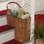 Stair Step Baskets