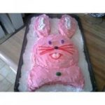 Make a Bunny Cake
