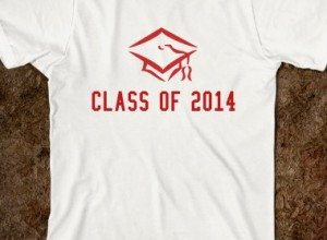 T-Shirts for Your Class of 2014 Graduate