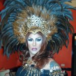 Drag Queen Clothing and Make-up