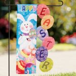Easter Garden Flags