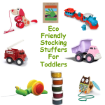 Eco Friendly Stocking Stuffers for Toddlers