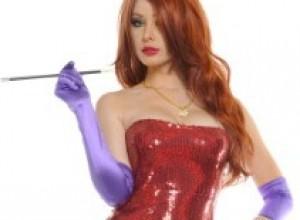 Jessica Rabbit Costume for Halloween