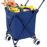 Folding Shopping Carts
