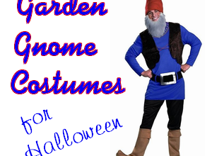 Garden Gnome Costumes for Halloween