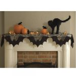 Halloween Mantle Scarf
