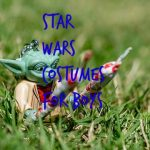 Star Wars Halloween Costumes For Boys