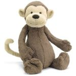 The Jellycat Monkey for Children of all ages