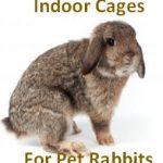 Large Indoor Rabbit Cage UK