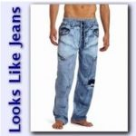 Lounge Pants That Look Like Jeans