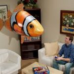 Radio Controlled Fish for Family Fun