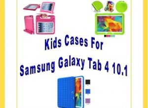 Samsung Galaxy Tab 4 10.1 Cases For Kids