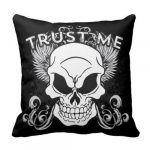 Skulls Decorative Throw Pillows