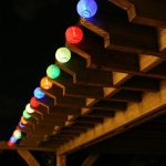 Outdoor Solar Powered String Lights