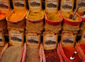 Stock Your Kitchen Cabinet with Exotic Spices